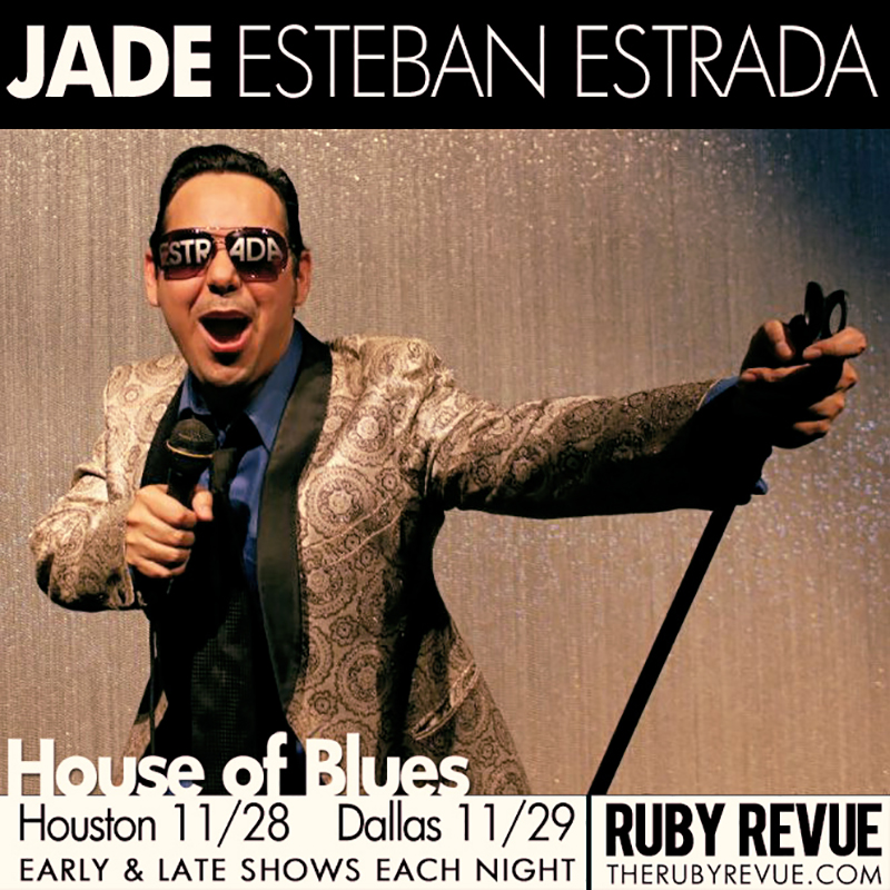 The official site of Jade Esteban Estrada